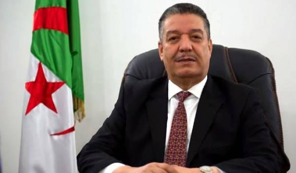 """Abdelmalek Boudiaf, ministre de la Santé, n'a pas pris au sérieux le scandale """"RHB"""""""