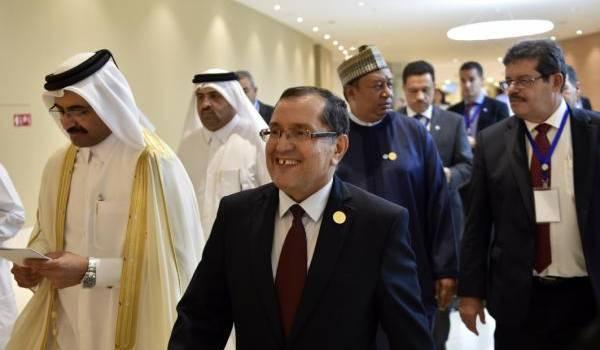 Noureddine Bouterfa, le ministre de l'Energie a fait du bon boulot dans les coulisses de l'Opep