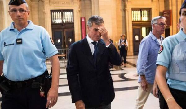 Prison ferme pour l'ancien ministre Jérôme Cahuzac