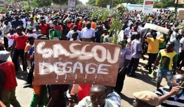 Sassou-Nguessou, le potentat local, est dénoncé régulièrement par l'opposition.