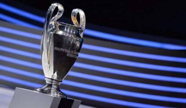 Les matchs des huitièmes de finale de la Ligue des champions européens