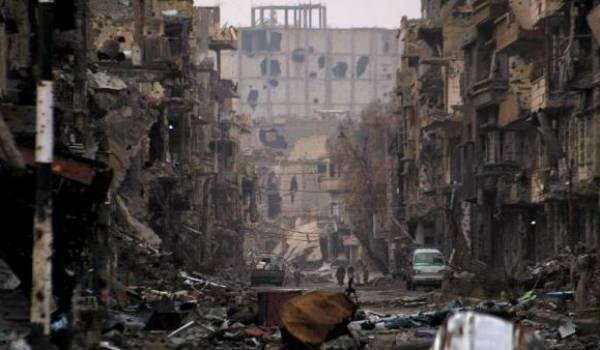 Bachar Al Assad, un dictateur à la tête d'une Syrie dévastée.