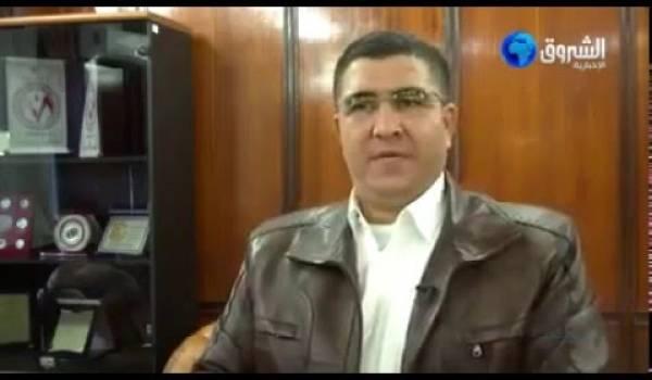 Toufik Zaibet, le charlatan au RHB.