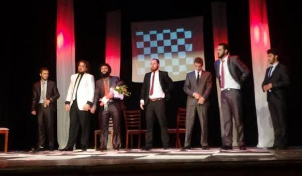 La pièce de théâtre présentée à Batna.