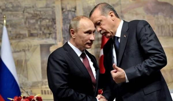 Erdogan, grand perdant sur l'échiquier régional, s'est rapproché de Poutine au grand désespoir d'une UE sans envergure.