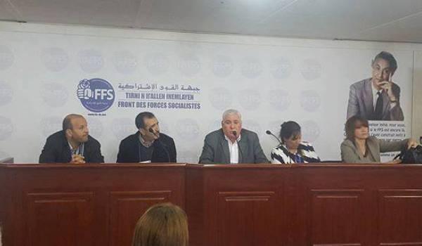 Le FFS participera aux élections législatives