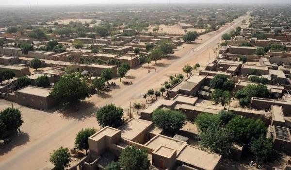 C'est quelque part à Gao que l'humanitaire a été enlevée par un groupe armé.