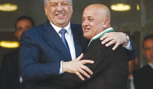 Ghrib qui a appelé à un 4e mandat de Bouteflika en 2014 semble bien protégé. Photo Liberté