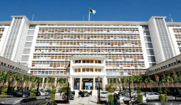 Le palais du gouvernement