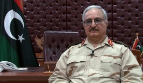 Les hommes de Khalifa Haftar affrontent les brigades révolutionnaires de Benghazi