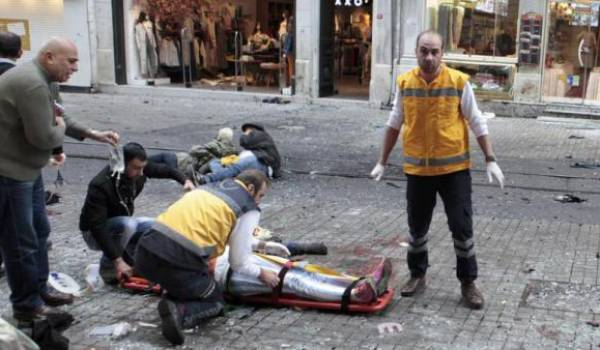 Parmi les victimes, il y avait 27 policiers au moins.