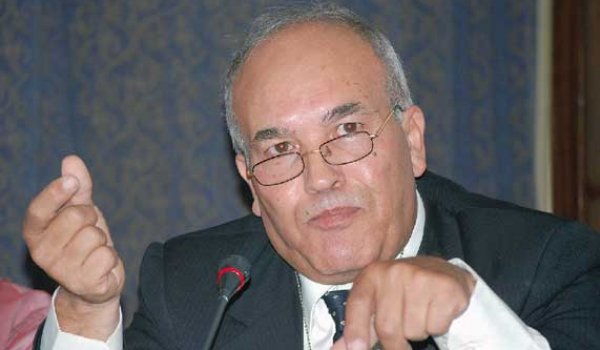 Abderahmane Mebtoul.