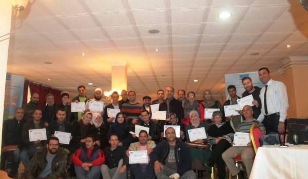 Tiaret : formation des associations par le Crosc