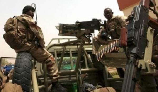 L'armée malienne.