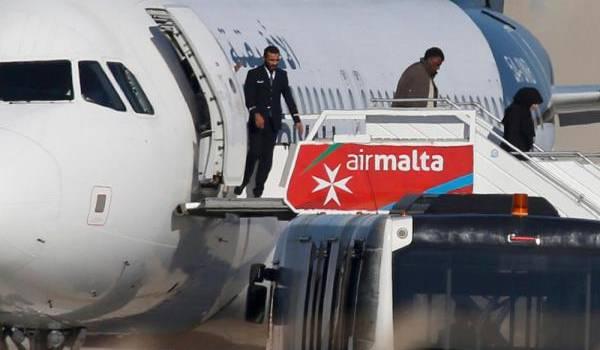 Les passagers de la compagnie libyenne ont été libérés.