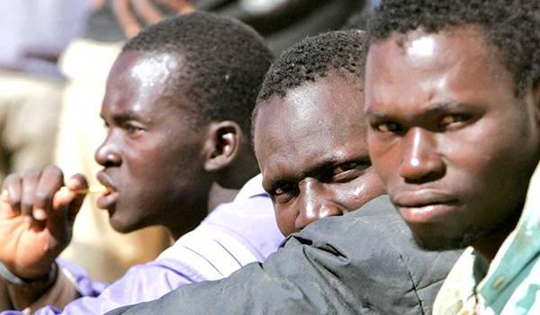 Migrants : rafle de la police dans les rues d'Alger