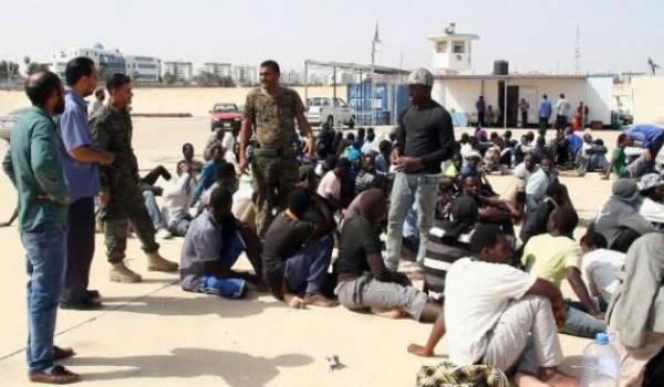 Migrants sub-sahariens
