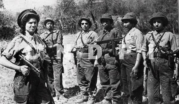 Aux lendemains de l'indépendance, les conservateurs du régime ont renvoyé sans égards les braves moudjahidate aux cuisines