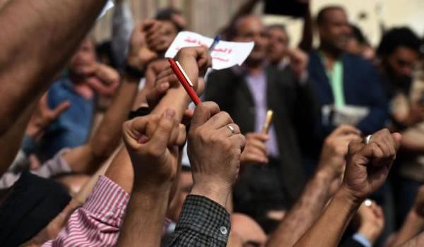 Le régime d'Al Sissi a opéré un tour autoritaire contre la liberté d'expression
