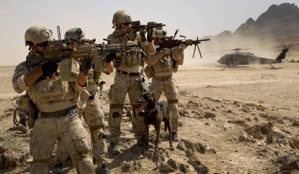 Les forces spéciales américaines opéraient en Libye. Crédit photo : François Navarro.