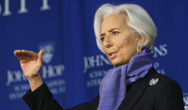 Christine Lagarde, l'intouchable.