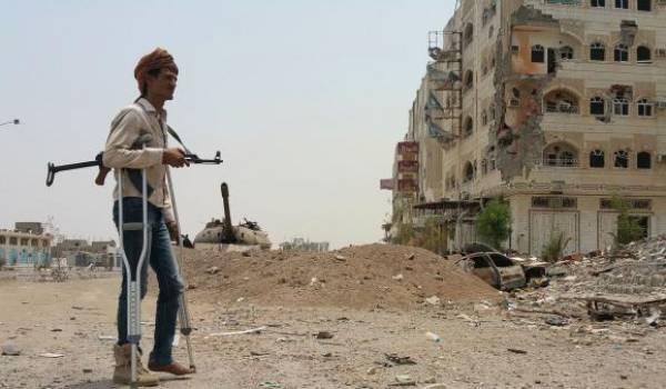Le Yémen, un pays déchiré par la guerre que mène la coalition arabe. Photo AFP