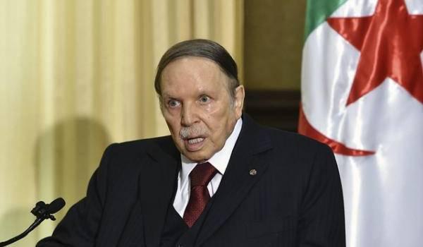 Abdelaziz Bouteflika.