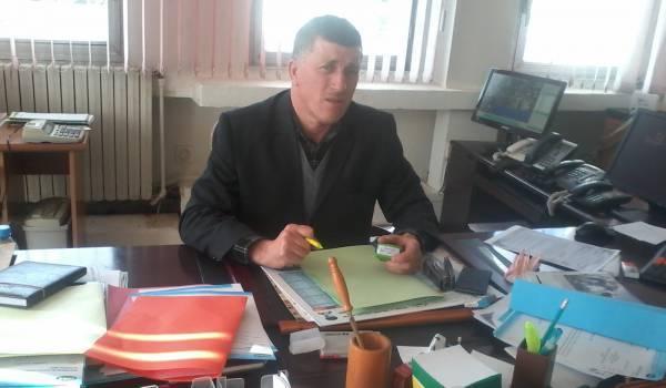 Mourad Aït Lhocine, directeur de la CNAS de Batna.