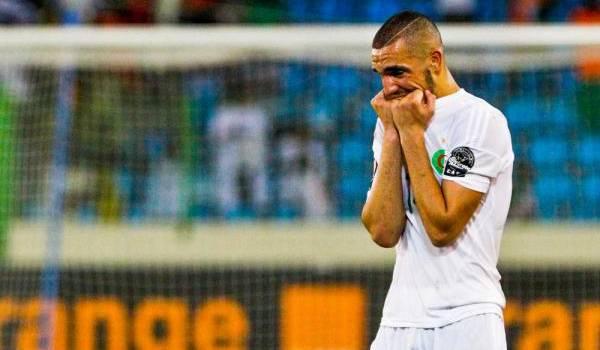 L'Algérie sort par la petite porte de cette CAN 2017.