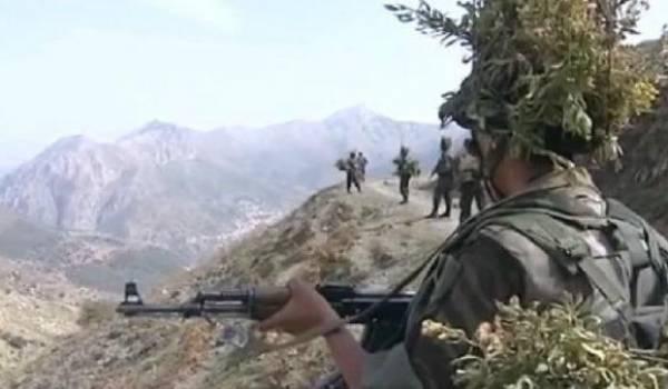 L'ANP en opération en Kabylie.