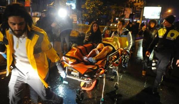 Attaque contre une célèbre  boite de nuit à Istanbul.