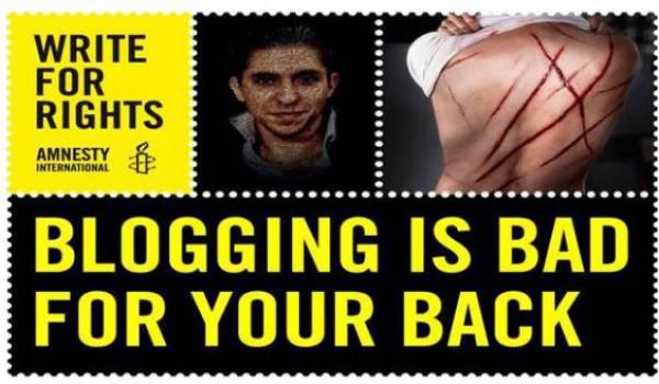 Nous sommes un peu Raif Badawi depuis le 9 janvier