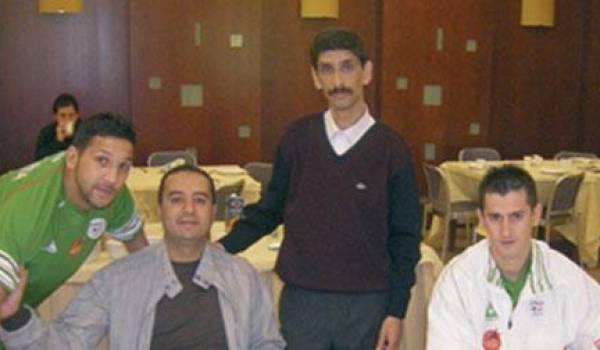 """Abu Muslim Belahmar, le charlatan autoproclamé """"raqi"""" avec des joueurs de l'EN"""