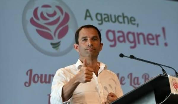 Benoît Hamon, le frondeur, remporte la primaire.