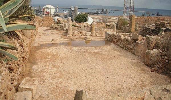 Les derniers vestiges du passé millénaire de cette ville.