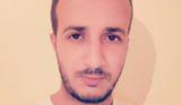 Le blogueur Merzoug Touati