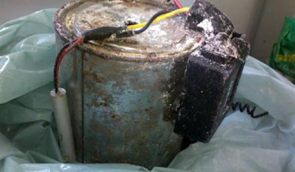 De nombreux maquis algériens sont encore infestés de ces engins de la mort que sont les bombes artisanales