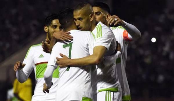Incapables de se surpasser, les joueurs algériens n'ont plus qu'à faire leurs valises.