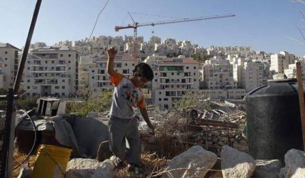 La colonisation israélienne des territoires palestiniens ne s'arrête pas.