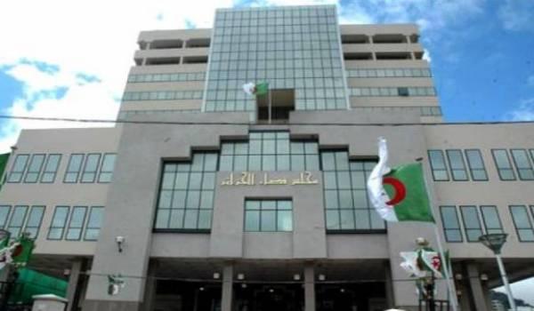 La cour criminelle d'Alger