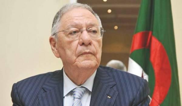Ould Abbès : l'armée ne choisira pas le prochain président
