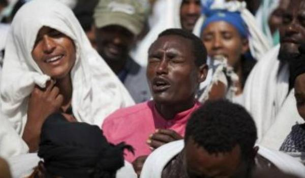 L'Ethiopie, pays d'accueil du sommet, vit depuis deux ans sous état d'urgence et son peuple une répression féroce.