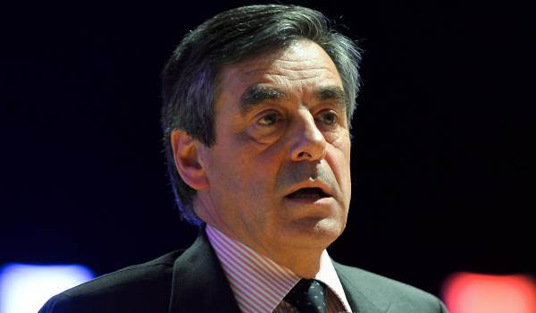François Fillon. Crédit Photo : François Navarro.