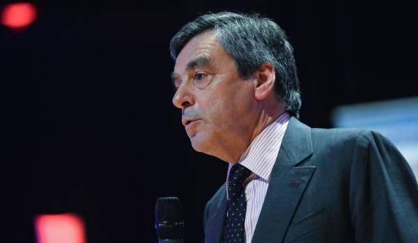 François Fillon s'enfonce. Crédit photo : François Navarro.