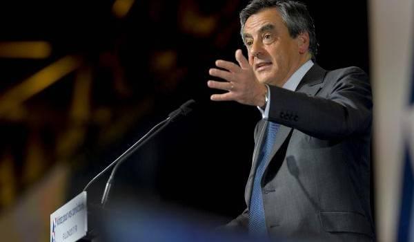 François Fillon au coeur d'une affaire d'emploi fictif. Crédit photo : François Navarro.
