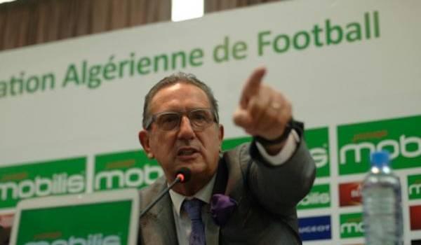 Georges Leekens, entraîneur des Verts.