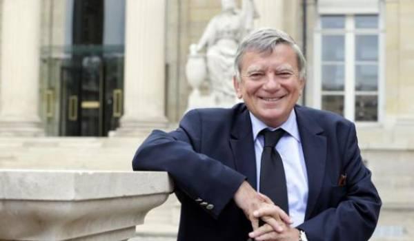 Jean Glavany, député PS