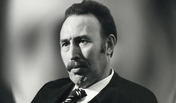 Houari Boumediene.