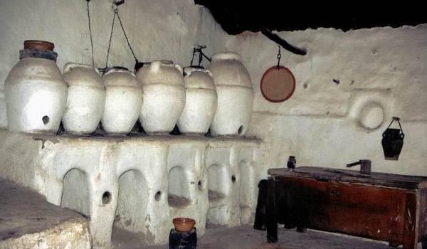 Ikufan, une des caractéristiques des maisons amazighes.
