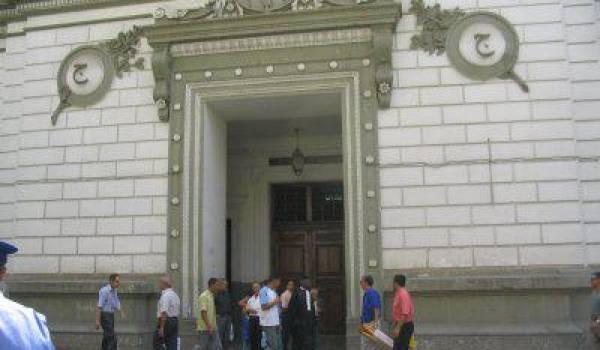 Incendie dans le centre des archives du tribunal Abane-Ramdane d'Alger
